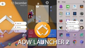 ADW Launcher 2 Android Launcher for phone and tablet 2017