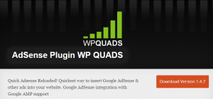 WP-Quads WordPress AdSense Plugin