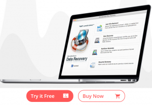 Wondershare Data Recovery Software for Mac