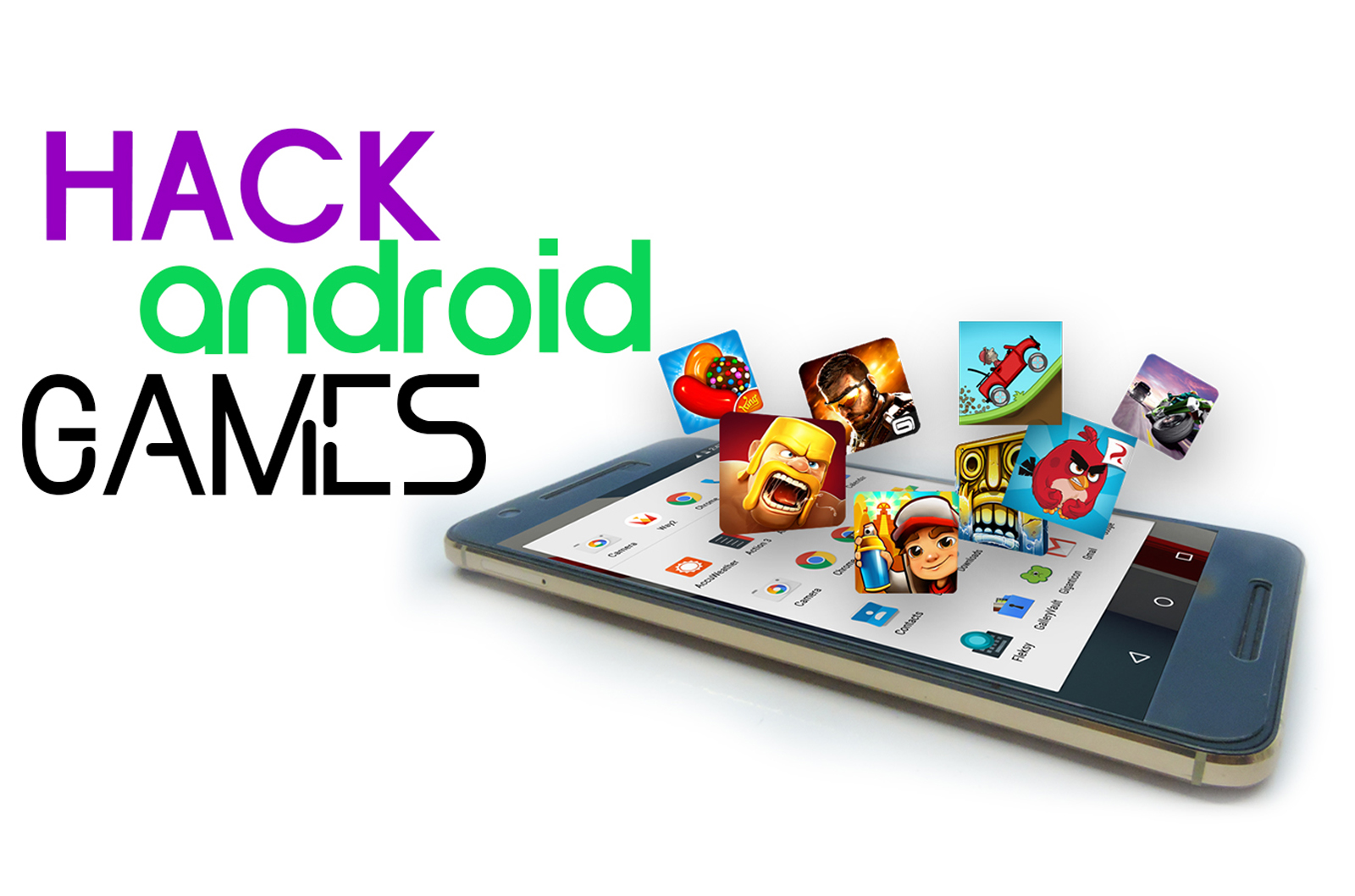 Top 3 Apps To Hack Games on Android