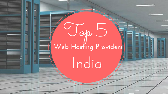 Top 5 web hosting provider india
