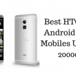 Best HTC 4G Android v6.0 mobiles under 20000