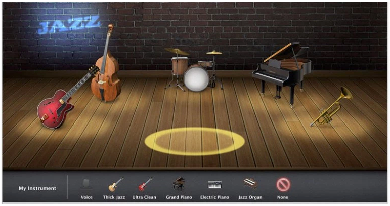 GarageBand for Windows 10