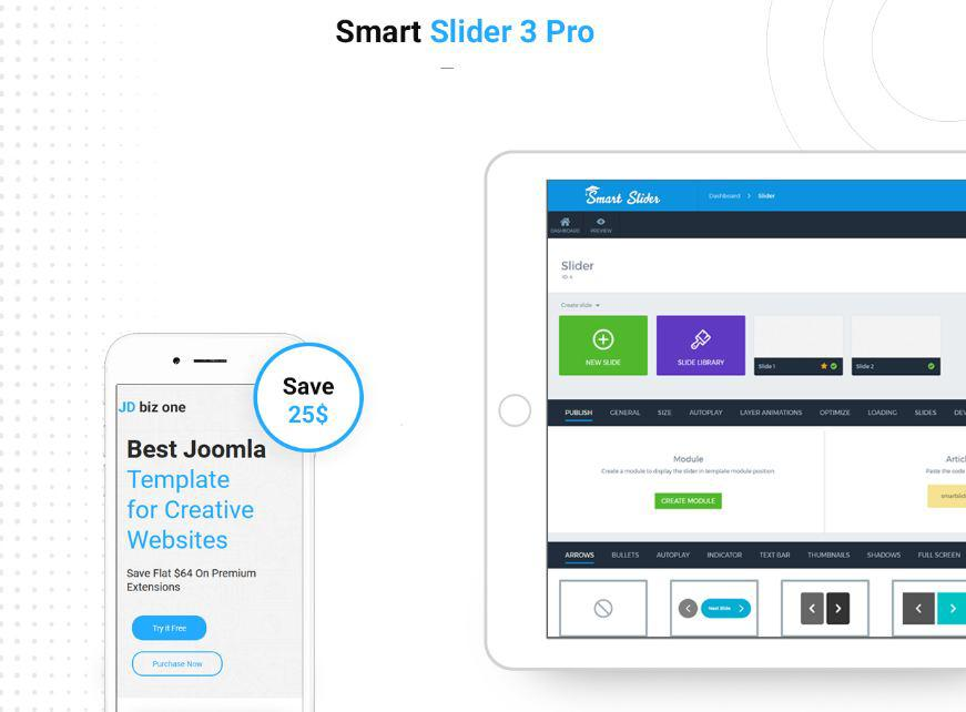 JD BizOne Smart Slider 3 Pro
