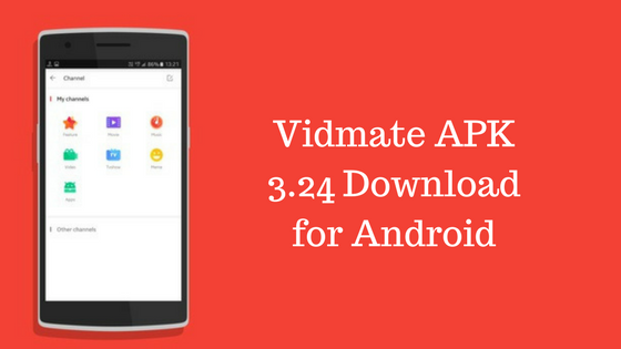 vidmate old version 2 28 download for android