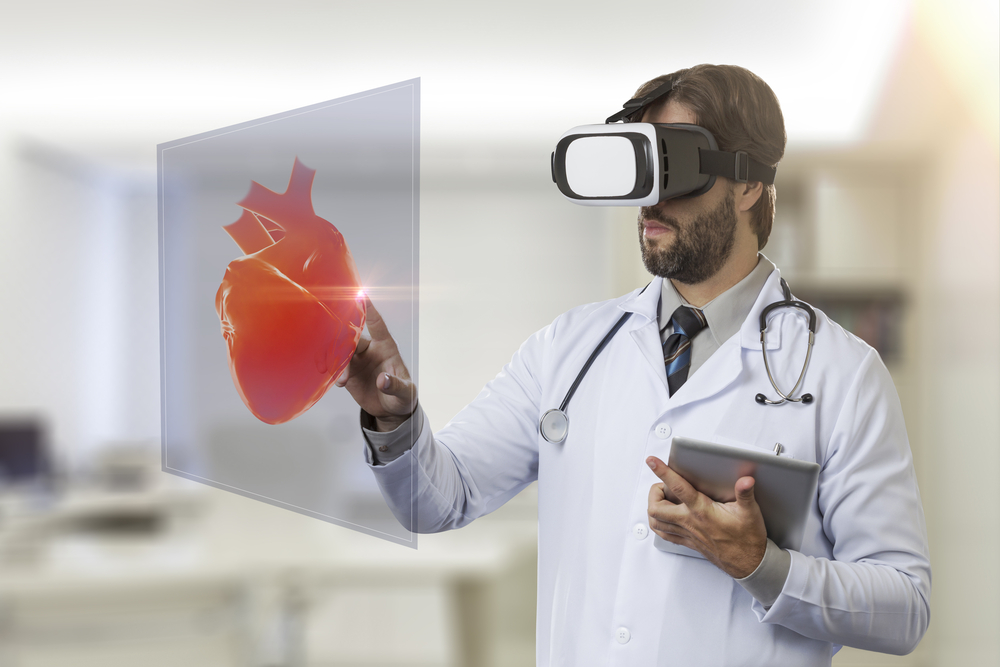 Virtual Reality in Health