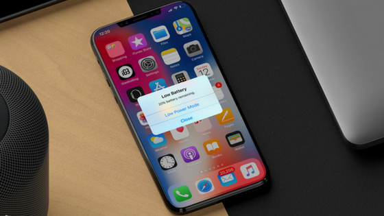 Improve iPhone X Battery