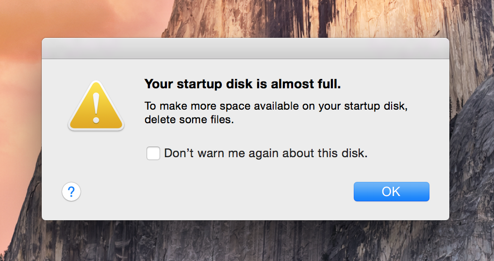There is No Space for Duplicates on Your Mac