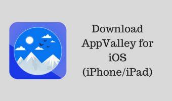 Download AppValley for iOS (iPhone/iPad) | Install AppValley No Jailbreak