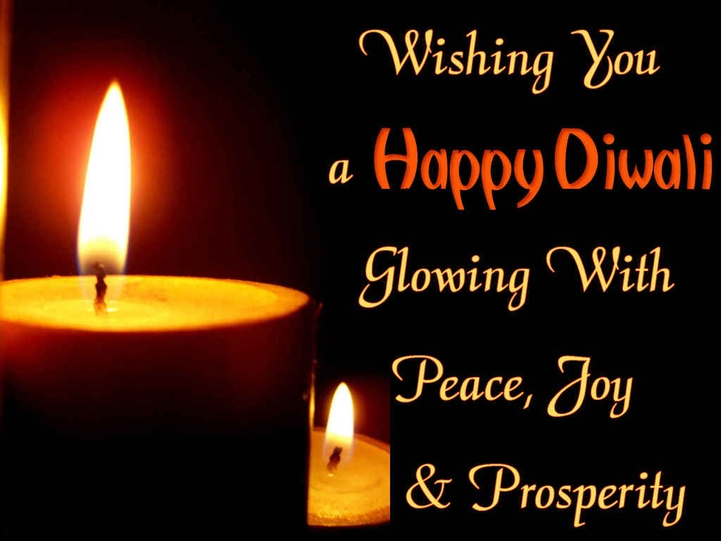 Happy Diwali HD Wallpaper with wishes