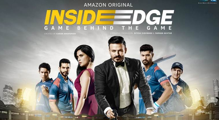 Inside Edge Indian web series