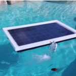 Swimming pool heater