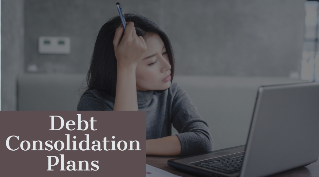 Debt Consolidation Plans